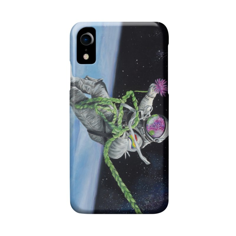 Is anybody out there? Accessories Phone Case by mybadart's Artist Shop