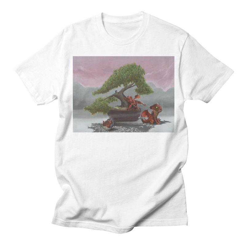 Baby Dragons and Bonsai Women's T-Shirt by mybadart's Artist Shop