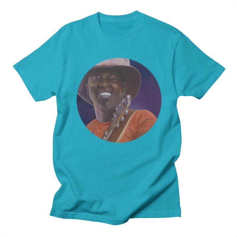 Ali Farka Toure Men's T-Shirt by mybadart's Artist Shop