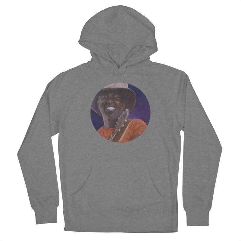 Ali Farka Toure Women's Pullover Hoody by mybadart's Artist Shop