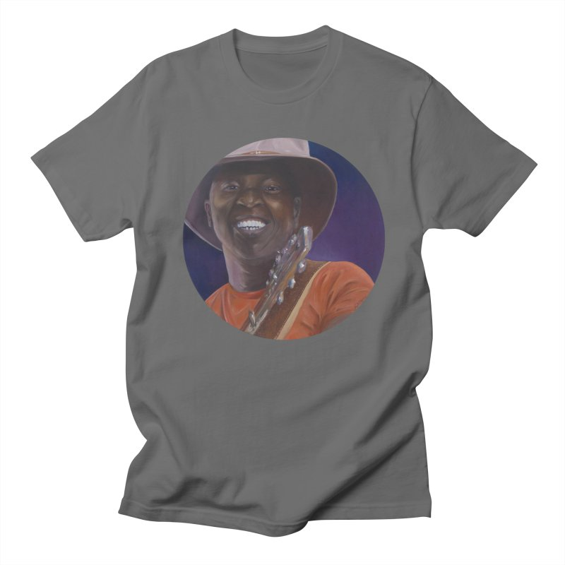 Ali Farka Toure Men's T-Shirt by mybadart's Artist Shop