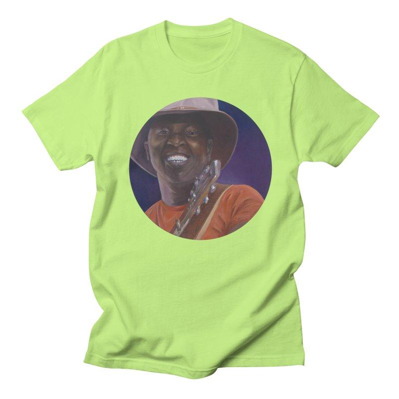 Ali Farka Toure Men's Regular T-Shirt by mybadart's Artist Shop