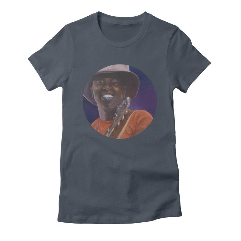 Ali Farka Toure Women's T-Shirt by mybadart's Artist Shop
