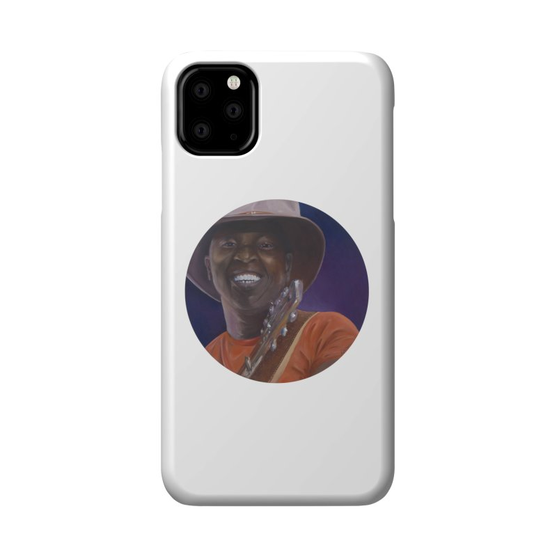 Ali Farka Toure Accessories Phone Case by mybadart's Artist Shop