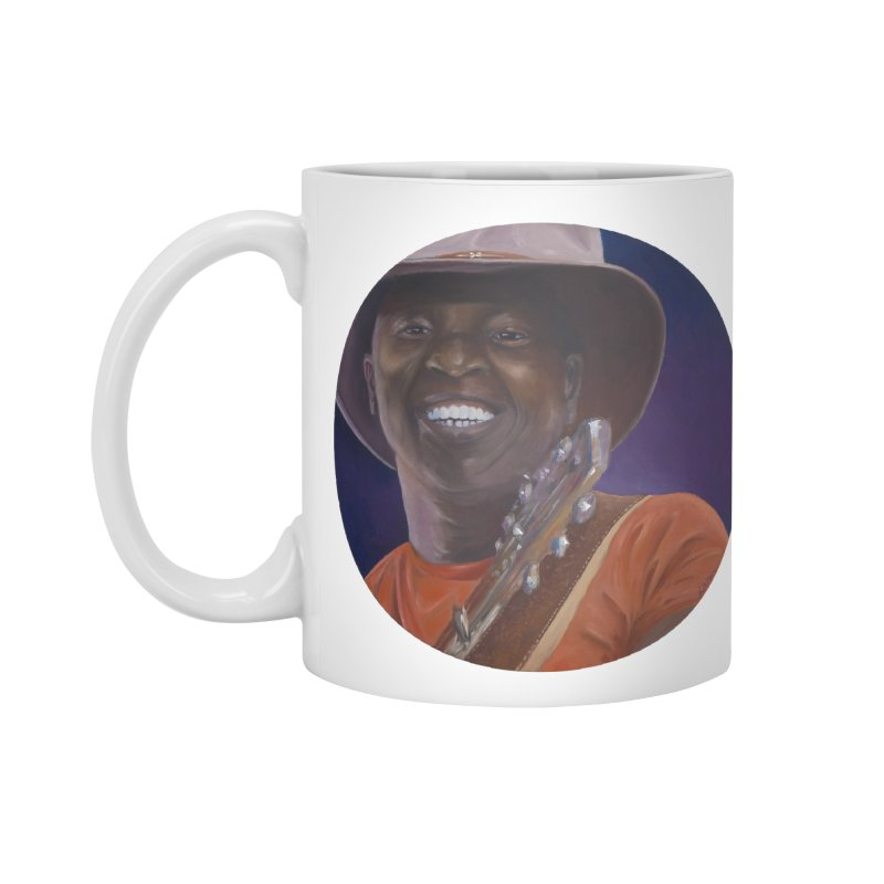 Ali Farka Toure Accessories Standard Mug by mybadart's Artist Shop