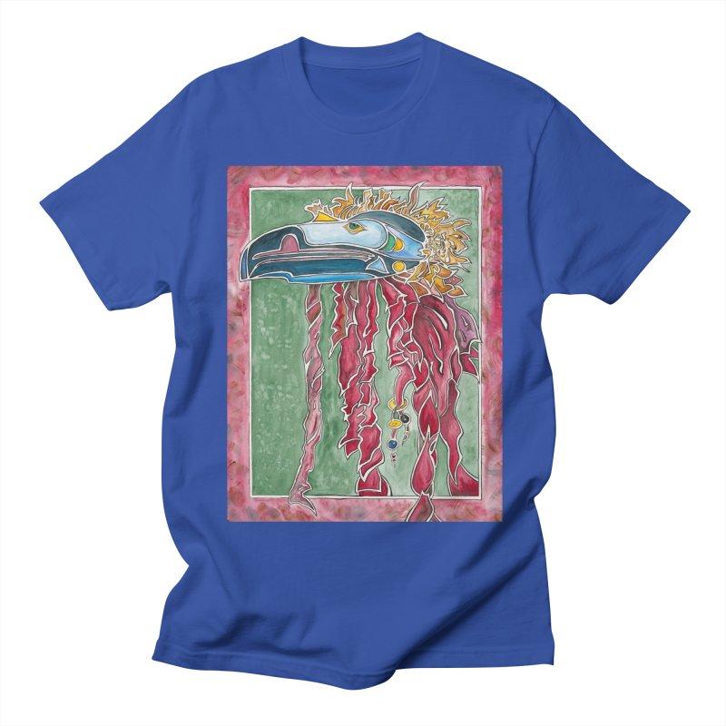 Not a Seahawk Men's Regular T-Shirt by mybadart's Artist Shop