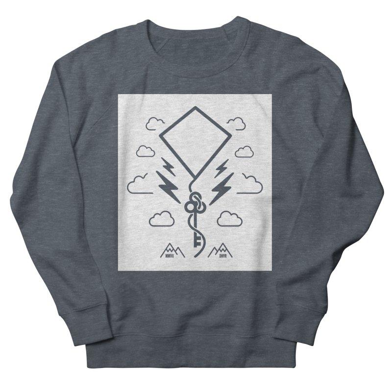 Mile High Flyer (Block) Women's Sweatshirt by My Body Sings Electric Merch   Shop Men, Women, an