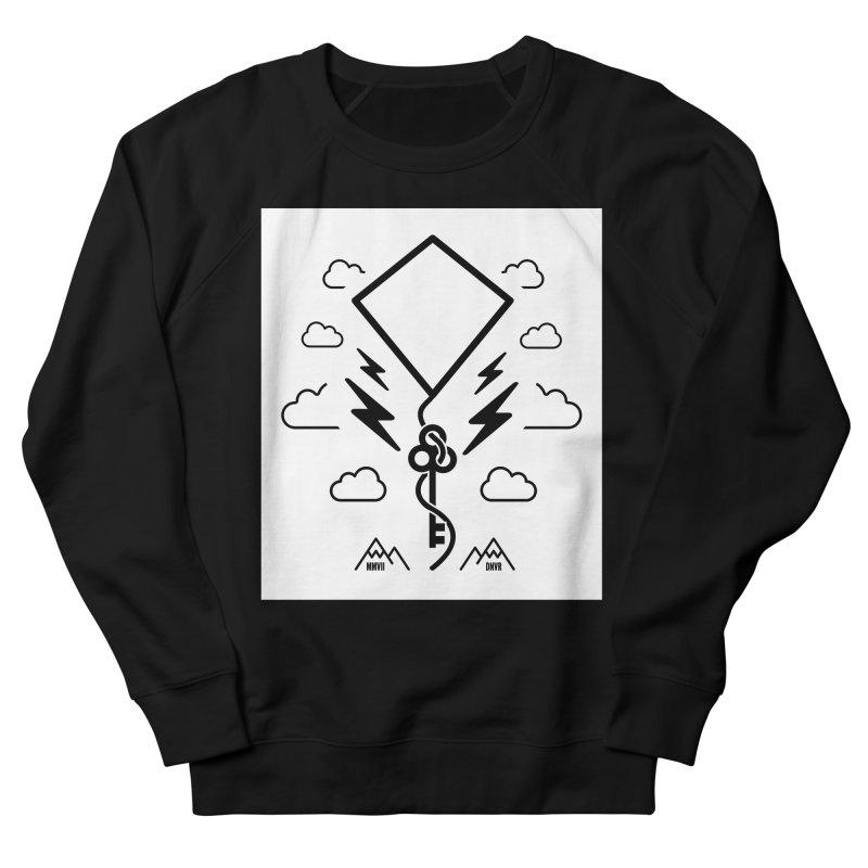 Mile High Flyer (Block) Women's Sweatshirt by My Body Sings Electric Merch | Shop Men, Women, an