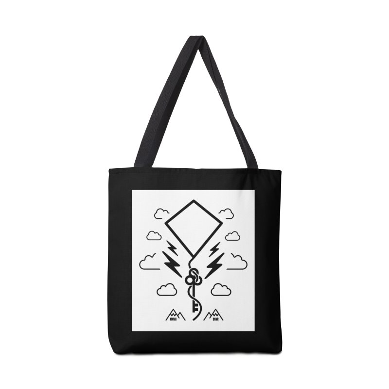 Mile High Flyer (Block) Accessories Bag by My Body Sings Electric Merch | Shop Men, Women, an