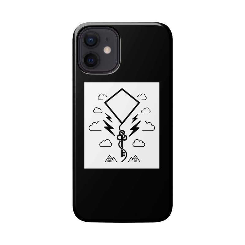 Mile High Flyer (Block) Accessories Phone Case by My Body Sings Electric Merch | Shop Men, Women, an