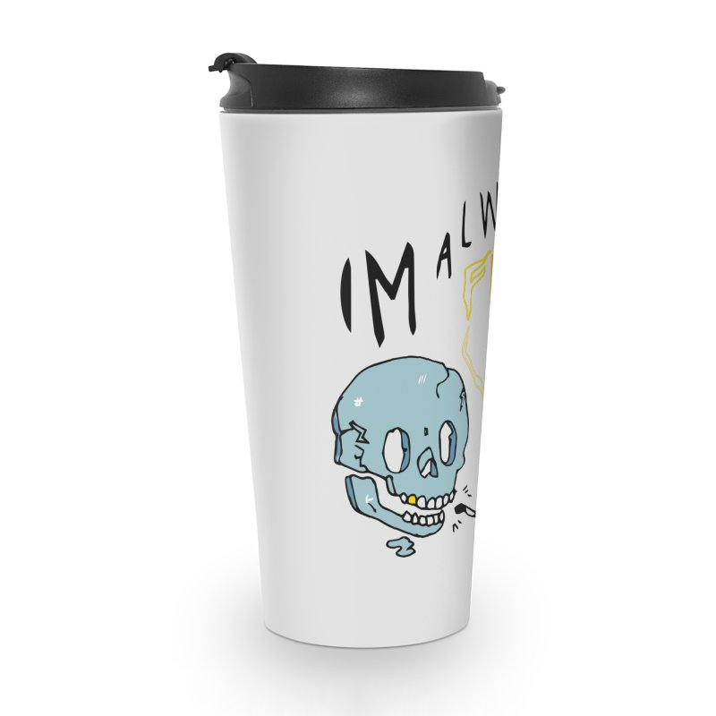 Effed Up Accessories Travel Mug by My Body Sings Electric Merch | Shop Men, Women, an