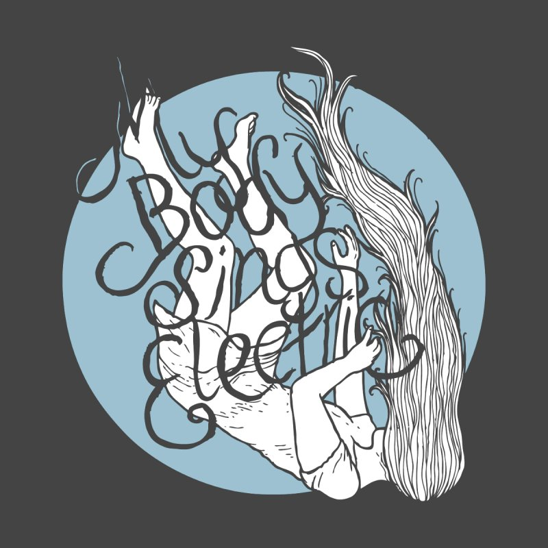 Falling For You (Blue) by My Body Sings Electric Merch | Shop Men, Women, an