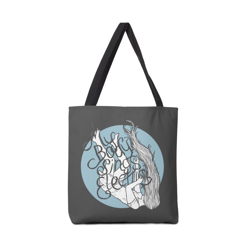 Falling For You (Blue) Accessories Bag by My Body Sings Electric Merch | Shop Men, Women, an