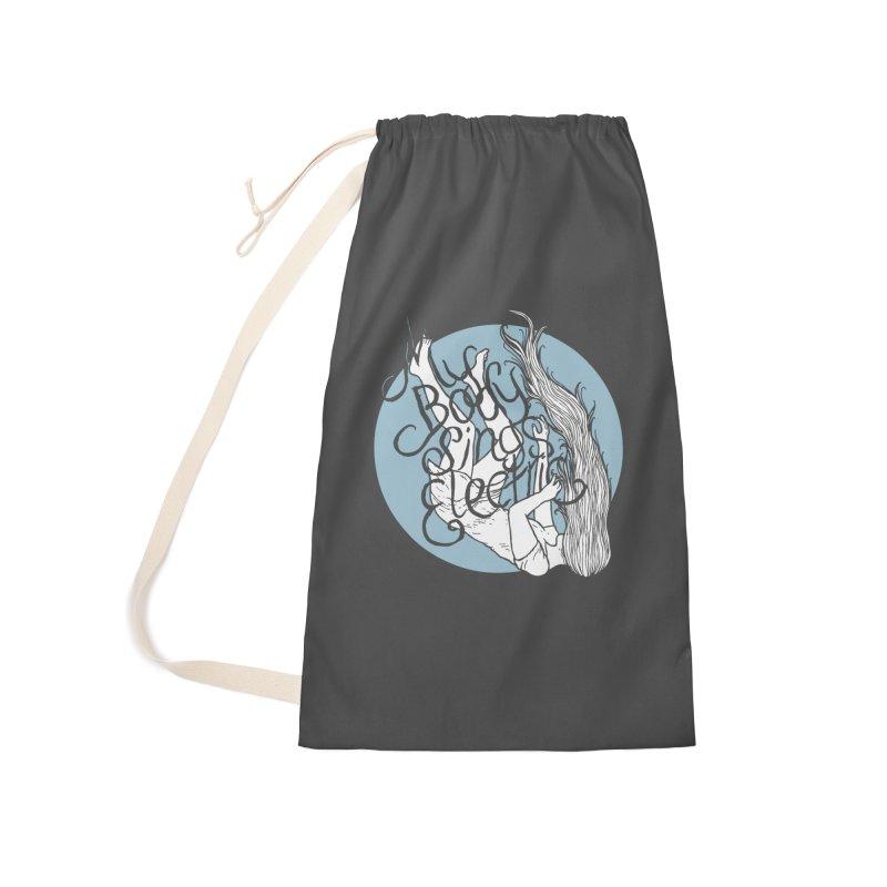 Falling For You (Blue) Accessories Bag by My Body Sings Electric Merch | Shop Men, Women, an