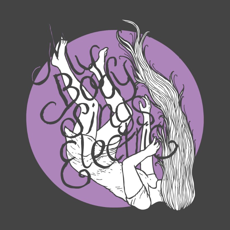 Falling For You (Purple) by My Body Sings Electric Merch | Shop Men, Women, an