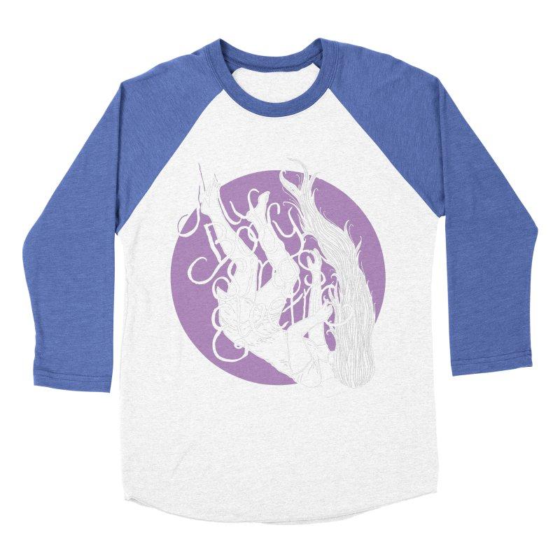 Falling For You (Purple) Women's Longsleeve T-Shirt by My Body Sings Electric Merch   Shop Men, Women, an