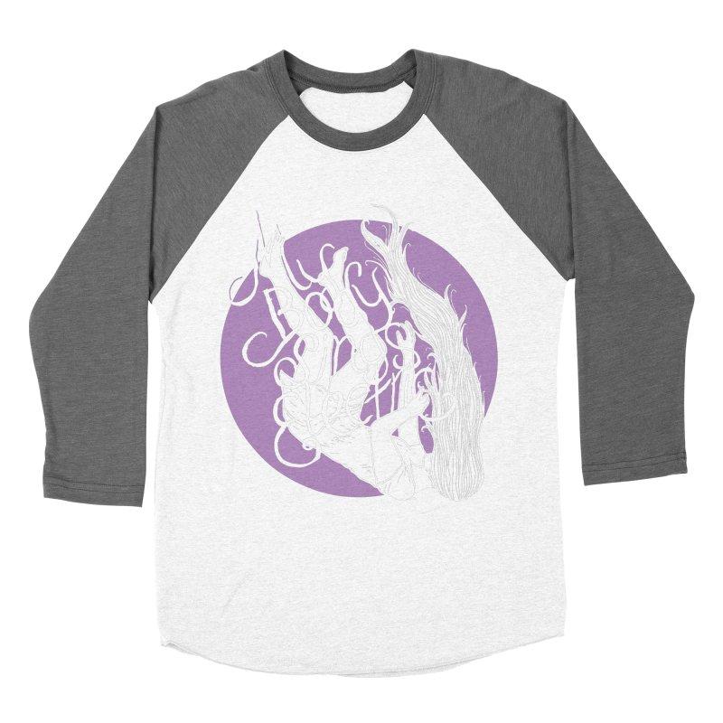 Falling For You (Purple) Women's Longsleeve T-Shirt by My Body Sings Electric Merch | Shop Men, Women, an