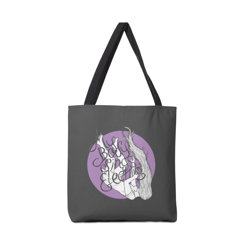 Falling For You (Purple) Accessories Bag by My Body Sings Electric Merch | Shop Men, Women, an