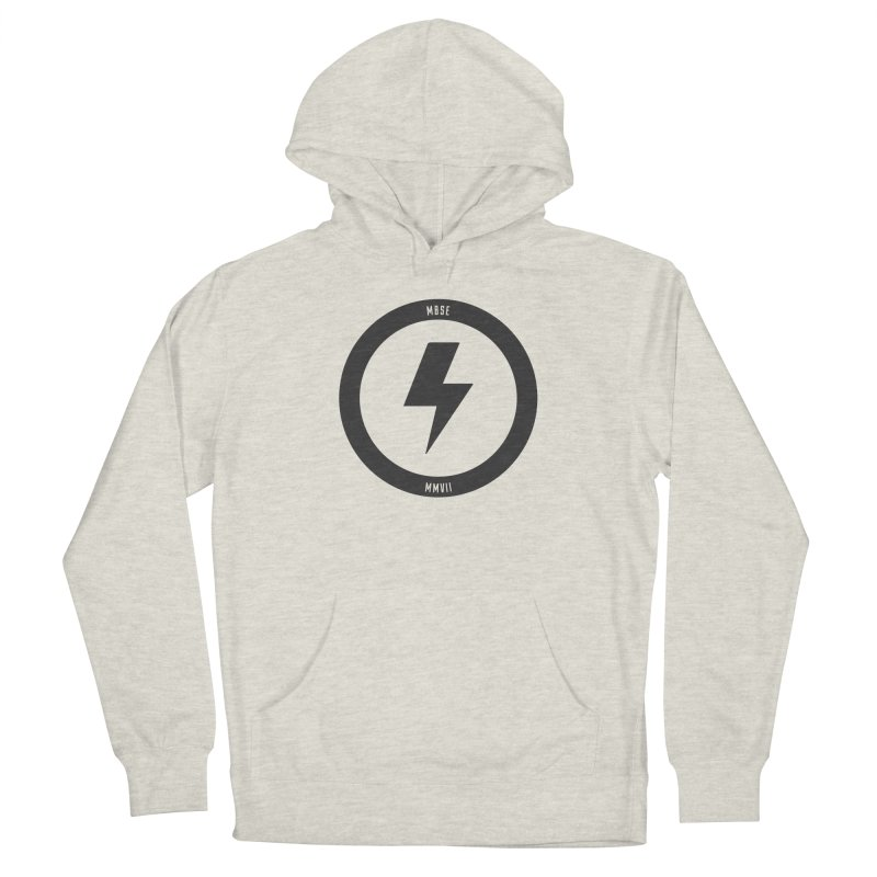 Bolt Logo Men's Pullover Hoody by My Body Sings Electric Merch | Shop Men, Women, an