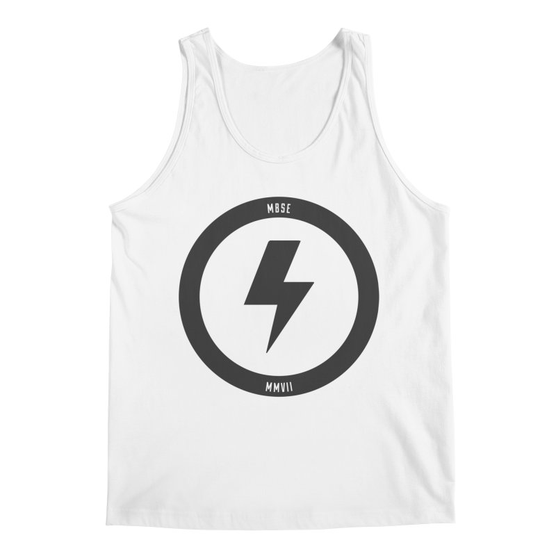 Bolt Logo Men's Tank by My Body Sings Electric Merch | Shop Men, Women, an