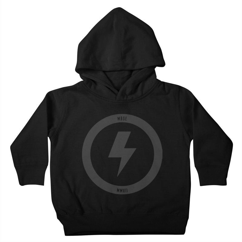 Bolt Logo Kids Toddler Pullover Hoody by My Body Sings Electric Merch | Shop Men, Women, an
