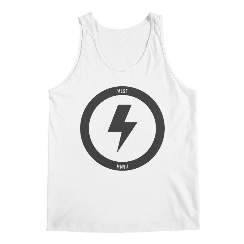 Bolt Logo Men's Tank by My Body Sings Electric Merch | Shop Men, Women, an