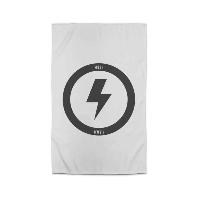 Bolt Logo Home Rug by My Body Sings Electric Merch | Shop Men, Women, an
