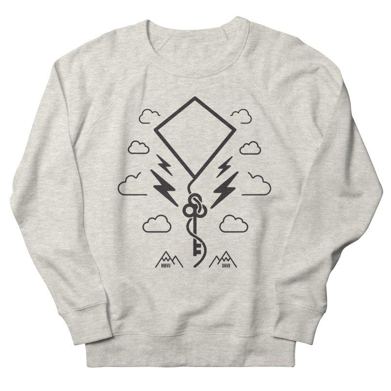 Mile High Flyer (Black) Women's Sweatshirt by My Body Sings Electric Merch | Shop Men, Women, an