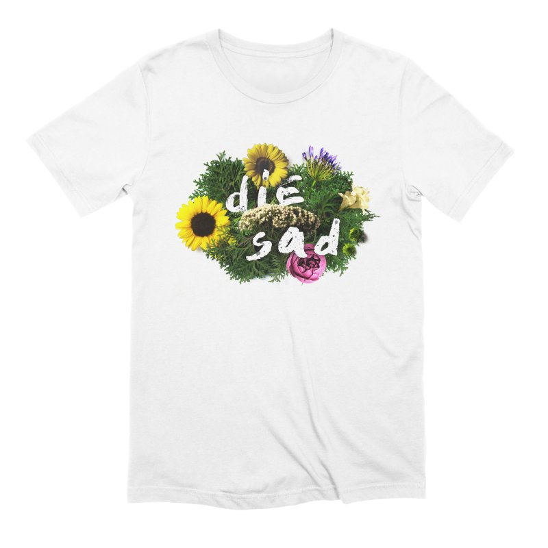 Beautiful Life in Men's Extra Soft T-Shirt White by My Body Sings Electric Merch | Shop Men, Women, an