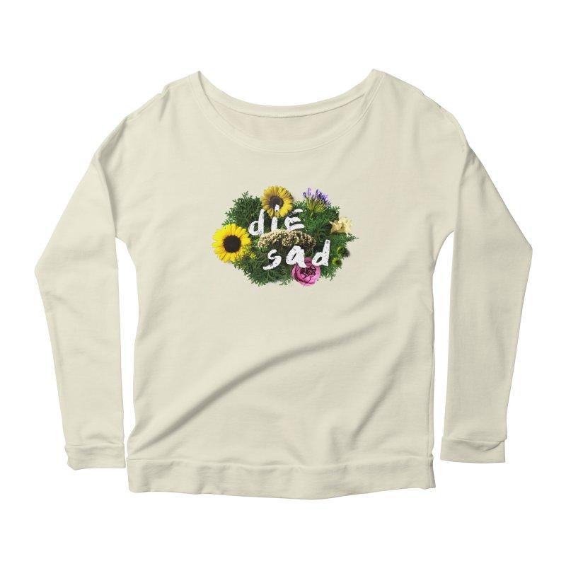Beautiful Life Women's Scoop Neck Longsleeve T-Shirt by My Body Sings Electric Merch   Shop Men, Women, an