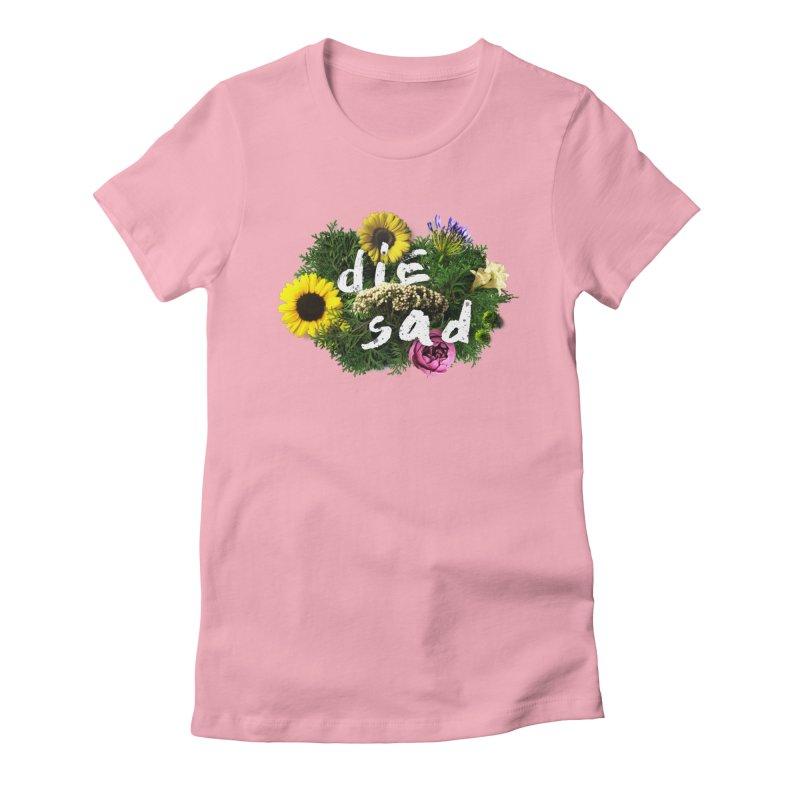 Beautiful Life Women's Fitted T-Shirt by My Body Sings Electric Merch | Shop Men, Women, an