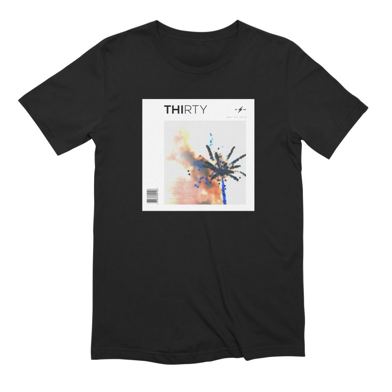 Thirty Men's Extra Soft T-Shirt by My Body Sings Electric Merch | Shop Men, Women, an