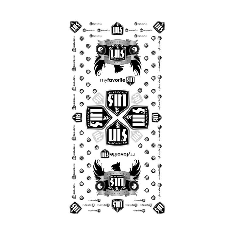 My Favorite Sin Beach Towel Official Flare Beach Towel by My Favorite Sin Flare, Clothing & Accessories