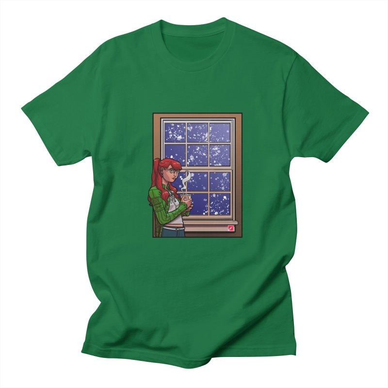Pumpkin Spice Men's T-Shirt by MyHeroComics Artist Shop