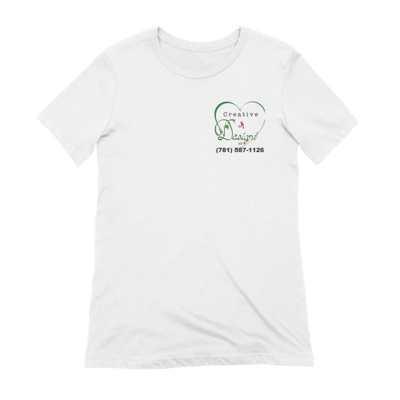 Creative by Design RT brand Women's Extra Soft T-Shirt by MyInspirationalGifts Artist Shop