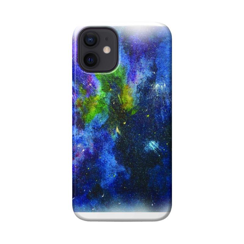 A Splash of Nebular Accessories Phone Case by MyInspirationalGifts Artist Shop