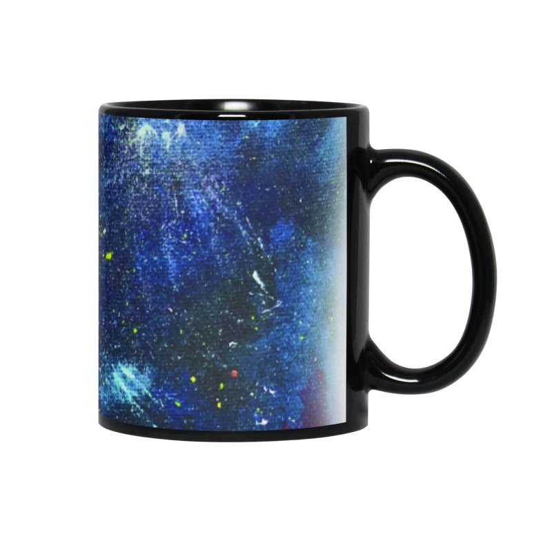 A Splash of Nebular Accessories Standard Mug by MyInspirationalGifts Artist Shop