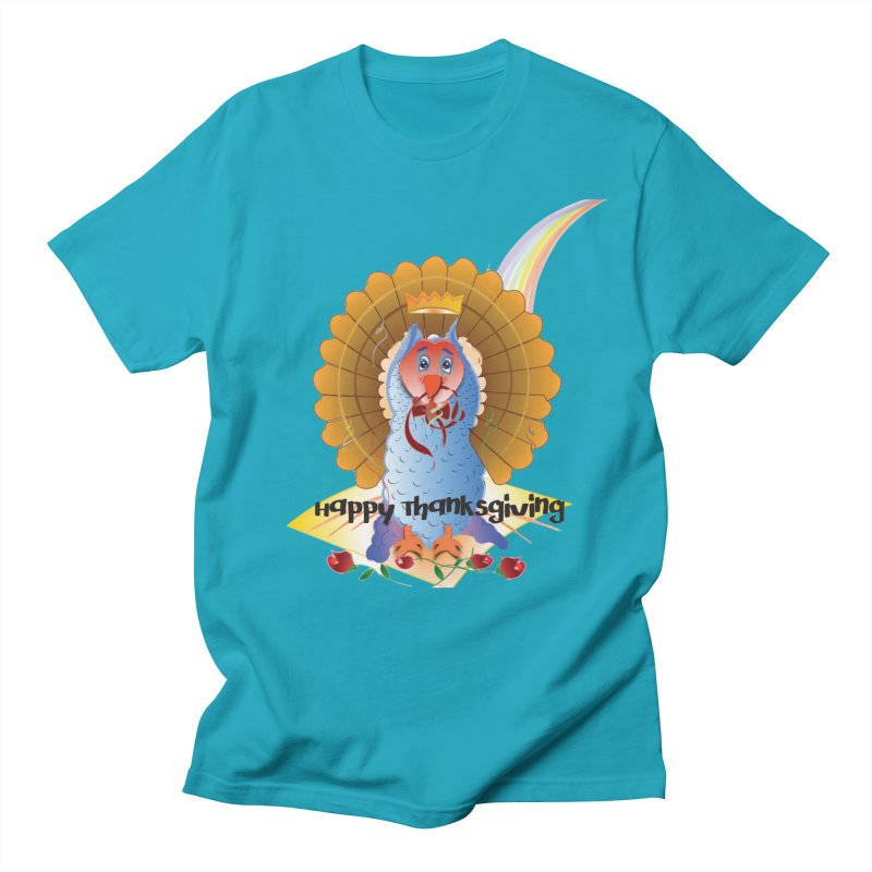 Prize Turkey Women's Regular Unisex T-Shirt by MyInspirationalGifts Artist Shop