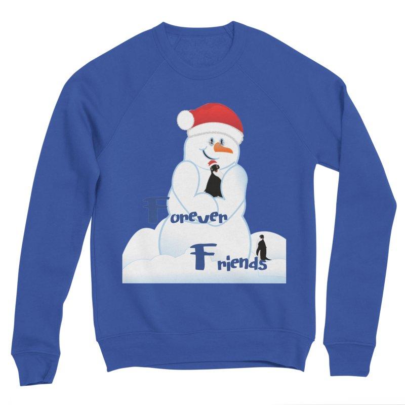 Forever Friends Women's Sponge Fleece Sweatshirt by MyInspirationalGifts Artist Shop