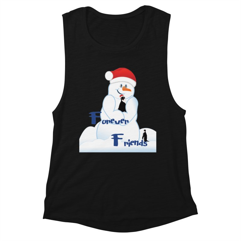 Forever Friends Women's Tank by MyInspirationalGifts Artist Shop