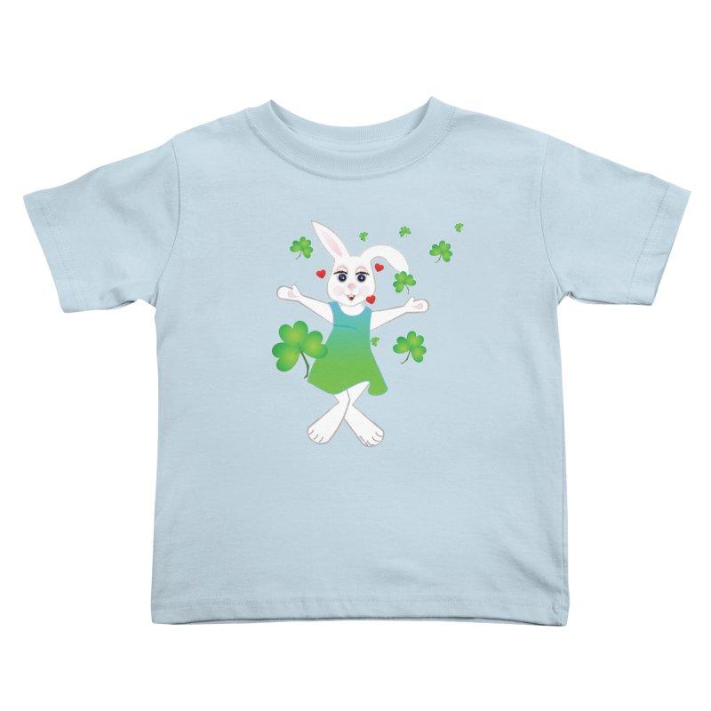 Irish You love Kids Toddler T-Shirt by MyInspirationalGifts Artist Shop
