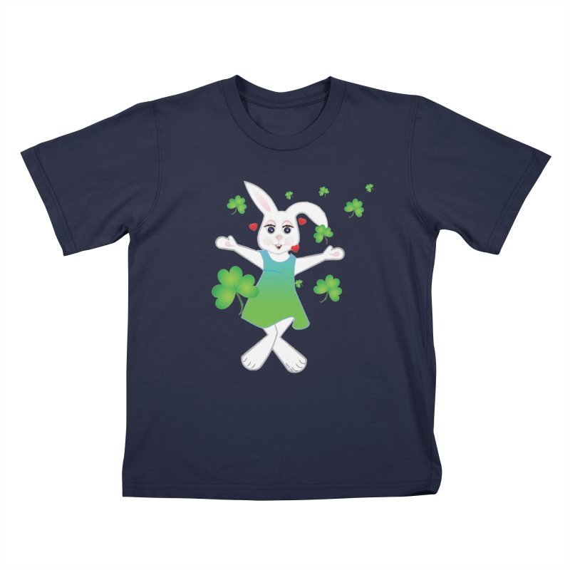 Irish You love Kids T-Shirt by MyInspirationalGifts Artist Shop