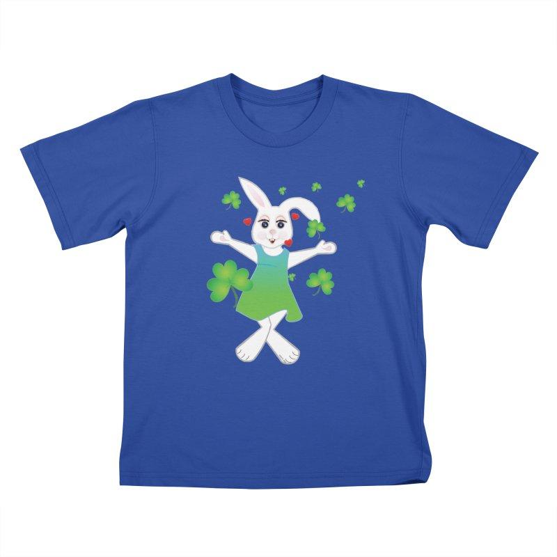 Irish You love Kids T-Shirt by MyInspirationalGifts Artist Shop