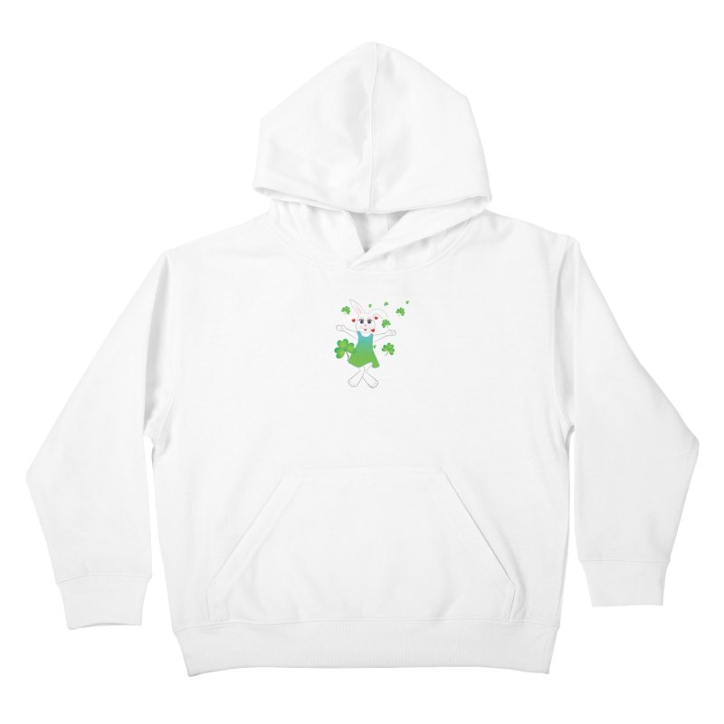 Irish You love Kids Pullover Hoody by MyInspirationalGifts Artist Shop