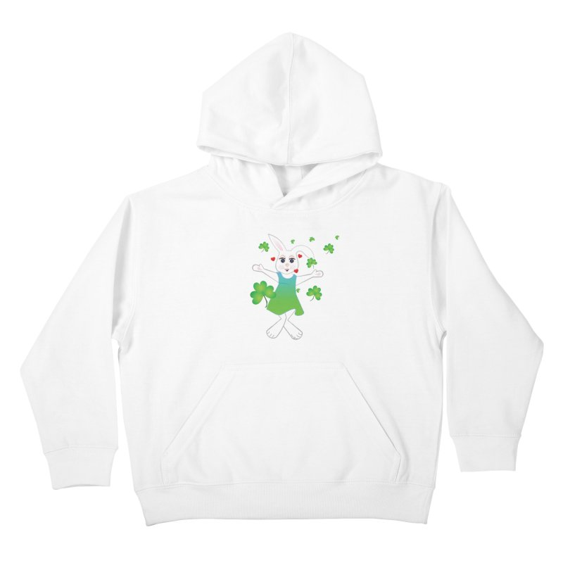 Irish You love Kids Pullover Hoody by MyInspirationalGifts Artist Shop