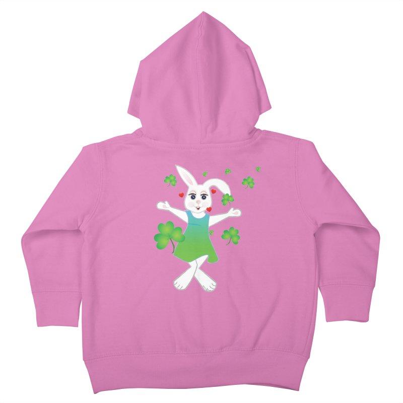 Irish You love Kids Toddler Zip-Up Hoody by MyInspirationalGifts Artist Shop