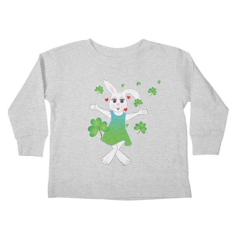 Irish You love Kids Toddler Longsleeve T-Shirt by MyInspirationalGifts Artist Shop