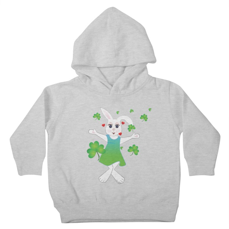 Irish You love Kids Toddler Pullover Hoody by MyInspirationalGifts Artist Shop