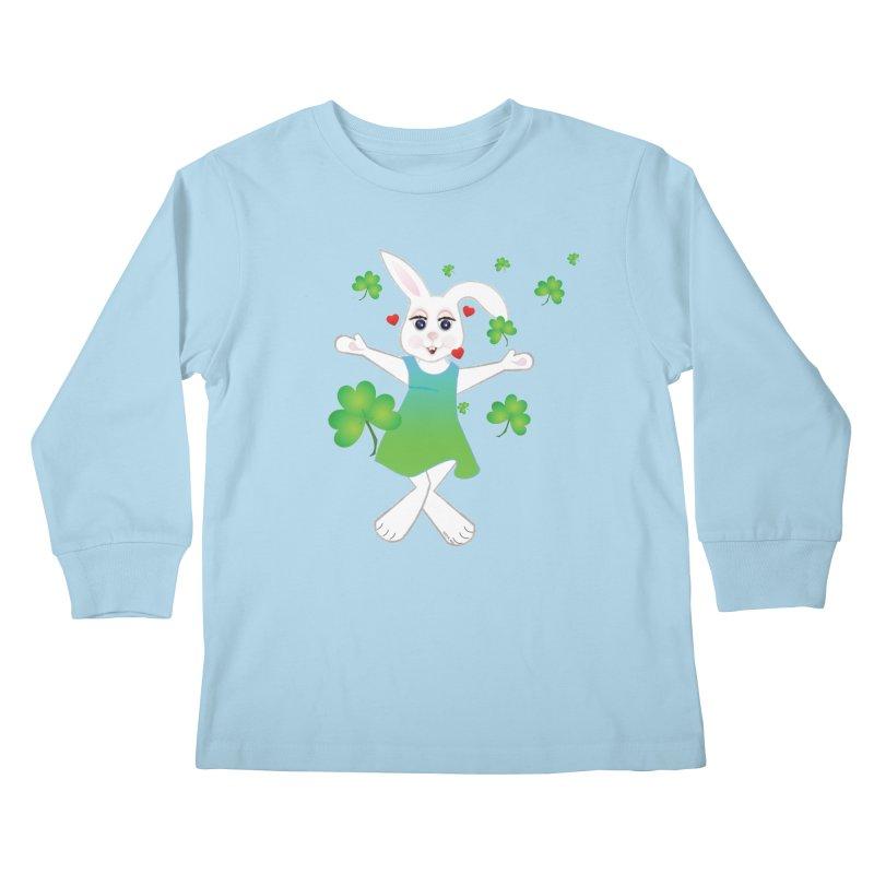 Irish You love Kids Longsleeve T-Shirt by MyInspirationalGifts Artist Shop
