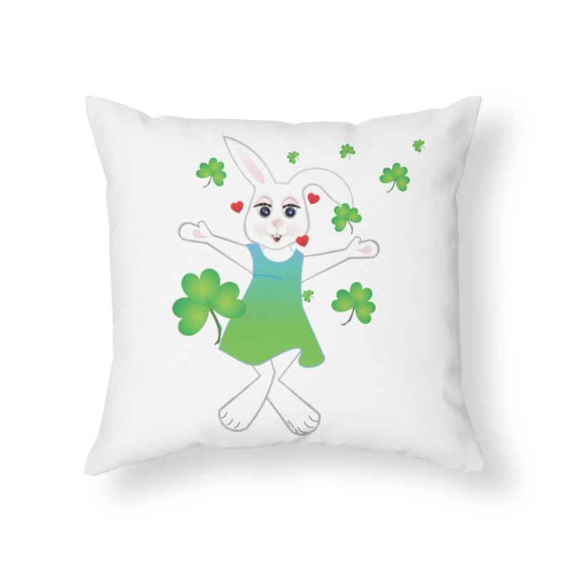 Irish You love Home Throw Pillow by MyInspirationalGifts Artist Shop